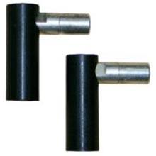 Jeu de 2 adaptateurs à angle droit 4,7 - 4,0 mm STANDARD - PDT08