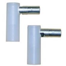 Jeu de 2 adaptateurs à angle droit 4,0 - 4,7 mm STANDARD - PDT06