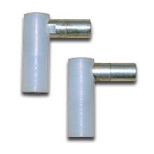 Jeu de 2 adaptateurs à angle droit 4,0 - 4,0 mm STANDARD - PDT09