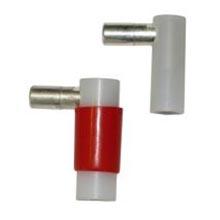 Jeu de 2 adaptateurs à angle droit 4,0 - 4,7 mm SMARTFUSE - PDT05