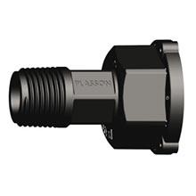 Adaptateur taraudé - fileté - 35890