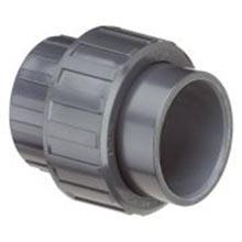 Manchon union 3 pièces à coller - Joints EPDM - 5080