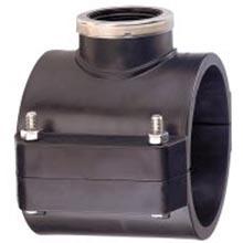 Collier de prise avec bague de renforcement en acier inoxydable - 6076
