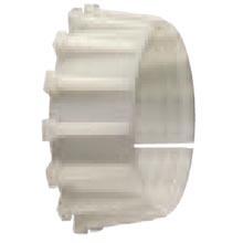 Bague de crampage C-PVC - 7008