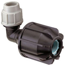 Coude à 90° universel PLASS4 - 77050