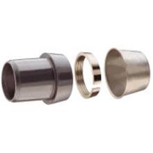 Adaptateur pour tube acier galvanisé - 7897