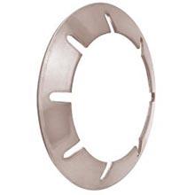 Rondelle de retenue inox pour tube PVC - 7970