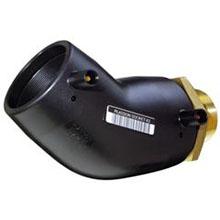Coude de transition à 45° - Filetage en laiton - 9260