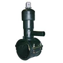 Prise de branchement avec robinet intégré  - Fermeture multi-tours - Sens horaire - Carré de 30 - 9540