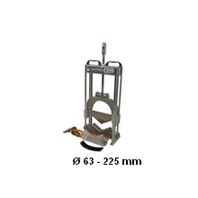 Coupe-tube guillotine - CIS05