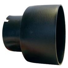 Base de maintien du tube pour allonge des vannes PE 1/4 tour - EBF