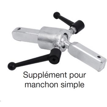 Supplément pour manchon simple ou double rotule - POS03R