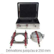 Kit positionneur amovible (mallette et bouchon de maintien inclus) - POS07R