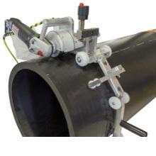 Racleur électrique à chaîne - RAC08