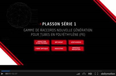 Video Plasson
