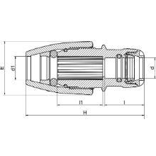Manchon universel PLASS 1 10017
