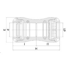 Manchon PVC S1 Encliquetable 1001QQ