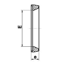 Joint trapèze 10029P