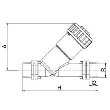 Soupape de retenue - Embouts filetés - Joints EPDM 3067