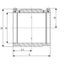 Manchon électrosoudable 46014