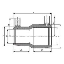 Réduction électrosoudable 46114