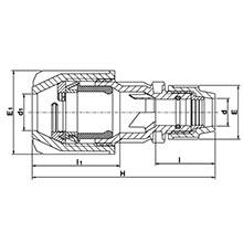 Manchon universel PLASS4 77010