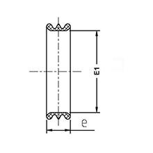 Joint actif MILLENIUM EPDM 87910